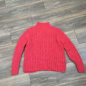 L.L. Bean Chunky Sweater